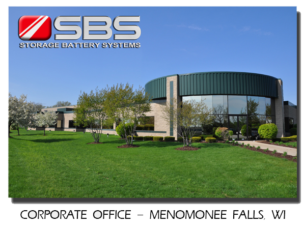 Storage Battery Systems, LLC - SBS Battery