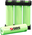 Custom SBS Rechargeable Lithium Battery Pack