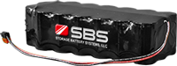 Custom SBS Rechargeable Ni-Cad Battery Pack