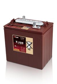 Trojan Batteries' T-105 Master Vent battery