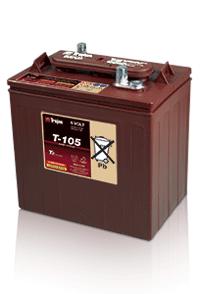 Trojan Batteries' T-105 Hydrolink battery