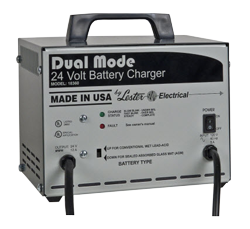 Dual Mode Industrial Battery Charger