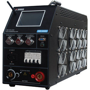 battery DC load bank/tester & battery capacity tester
