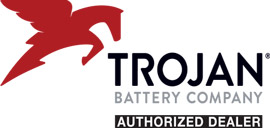 SBS is a Master Distributor for Trojan Batteries