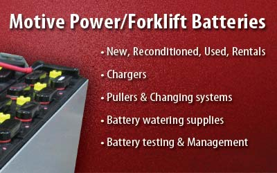 Forklift Batteries, Forklift Battery Rental, exide battery restructuring