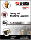 2016 SBS Motive Battery Test and Monitoring Equipment Catalog