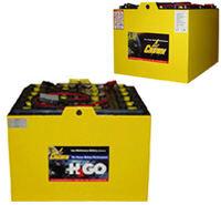 Crown Industrial Batteries