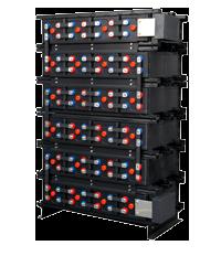 GEL Series: Modular Battery System