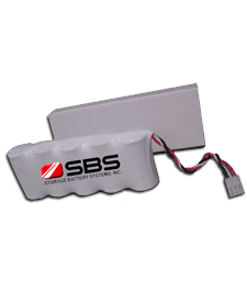 Rechargeable Sealed Battery Cells & Packs