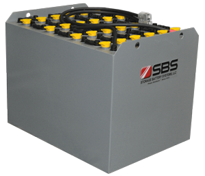 DIN Tubular Forklift Battery