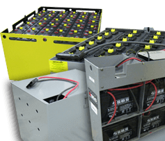 Motive Power Batteries - Forklift