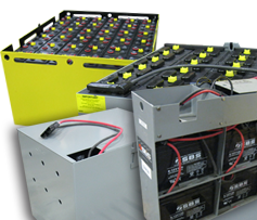 Industrial Motive Power Batteries