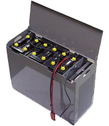 Wet Cell Battery Packs With Charger