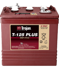 Golf Cart & Utility Vehicle Batteries