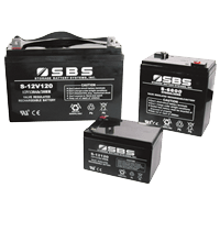 S Series: General Purpose Batteries