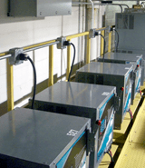 Unmonitored Hydrogen in Battery Rooms