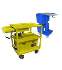 Mobile Powered Carts