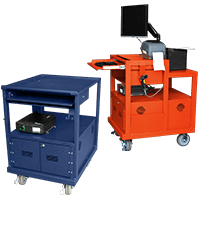 Powered Mobile Carts