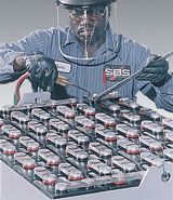 Forklift Battery Preventative Maintenance Program