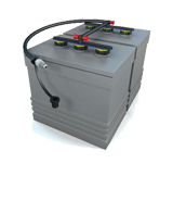Flow-Rite Marine & RV Battery Watering Systems