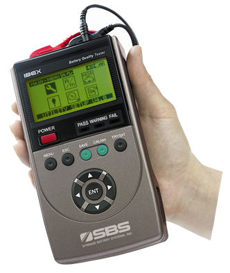 SBS-EX Internal Resistance Tester