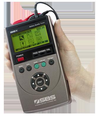 SBS-EX I.R. Tester
