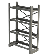 VRLA Battery Racks  sc 1 st  Storage Battery Systems LLC & Battery Racks | Storage Battery Systems LLC