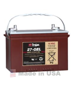 Trojan Battery 27-GEL Deep-Cycle Gel