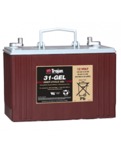Trojan Battery 31-GEL Deep-Cycle Gel