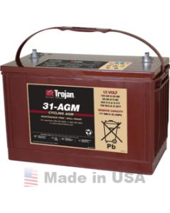 Trojan Battery 31-AGM Deep-Cycle