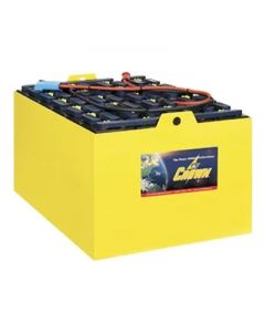 Crown Battery: V-Line Flat Plate Industrial Battery