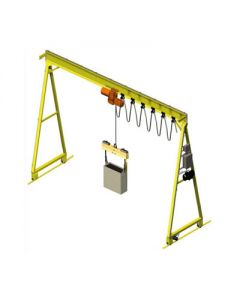 MTC HTG2 Traveling Power Crane