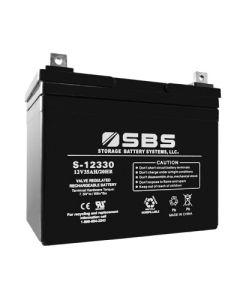 SBS-12330 12V Battery