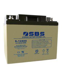 S-12400 12V Battery