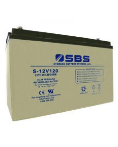 S-12V120 12V Battery