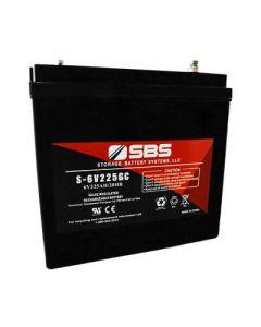 S-6V225GC 6V Battery