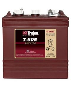 Trojan Battery T-605 Deep-Cycle