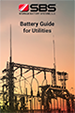 Stationary Battery Guide for Utilities