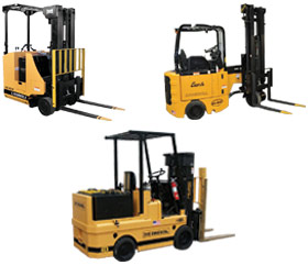 Batteries for Bendi, Drexel and Landoll Forklift Trucks