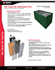 PzVB Gel Cell Design Battery Product Sheet - SBS Battery