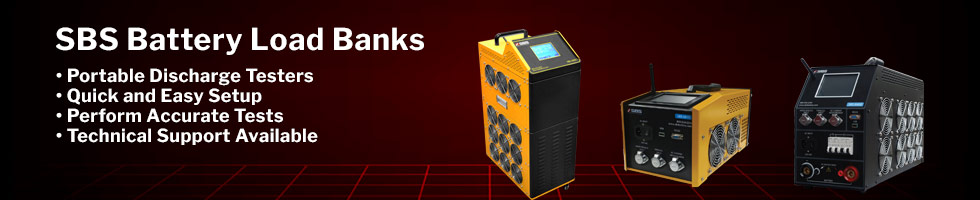 SBS Battery Constant Current Capacity Testers