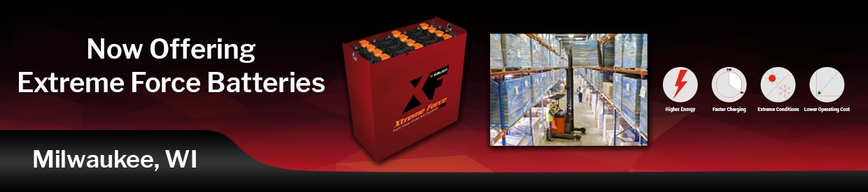 Now Offering Xtreme Force Batteries