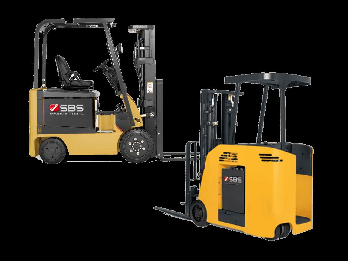 Caterpillar & Jungheinrich Forklift Battery