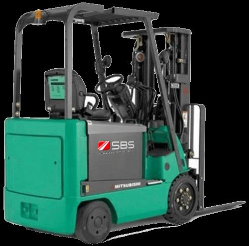 New Used Refurbished Mitsubishi Forklift Battery