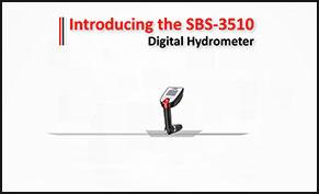 SBS-3510 Digital Hydrometer Teaser Video