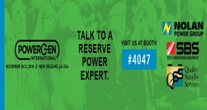 Visit Us at the POWERGEN International Expo