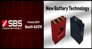 Introducing Two New Battery Technologies at Promat 2019