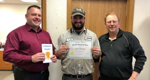 SBS Employees Recognized for Excellent Field Service