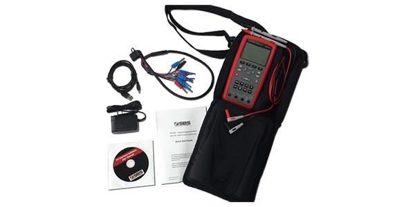 Oscilloscope and Digital Multimeter