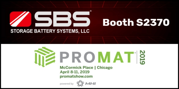 Visit SBS at Promat and Discover the Latest Motive Power Solutions